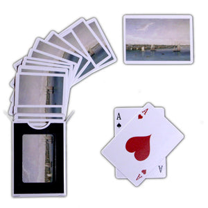 Newport Harbor Playing Cards