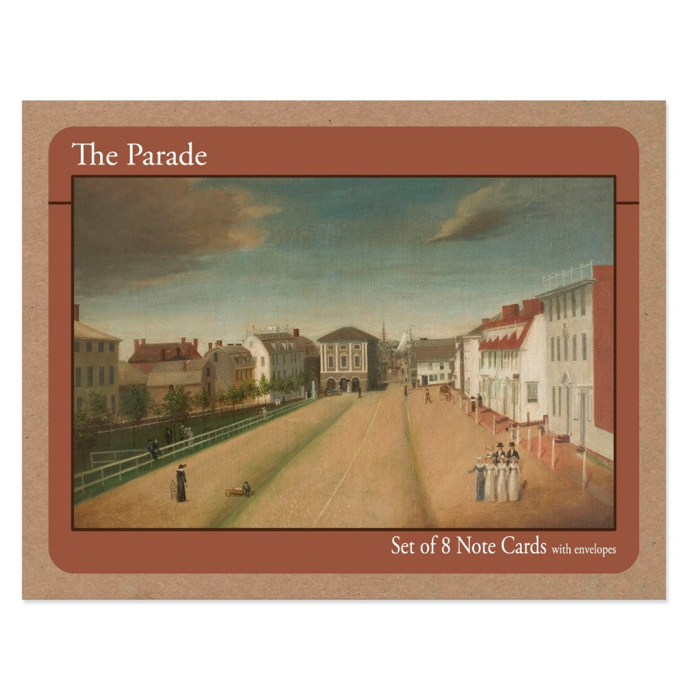 The Parade (Washington Square) Note Card Set