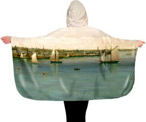 Newport Harbor Rain Cape