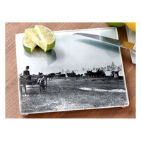 Regatta Spectators Cutting Board