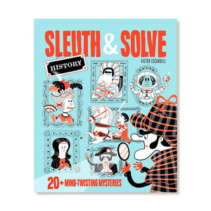 Sleuth & Solve: History Museum