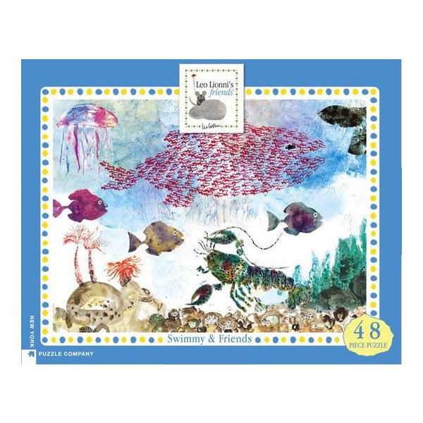 Swimmy & Friends, 48 Piece Puzzle