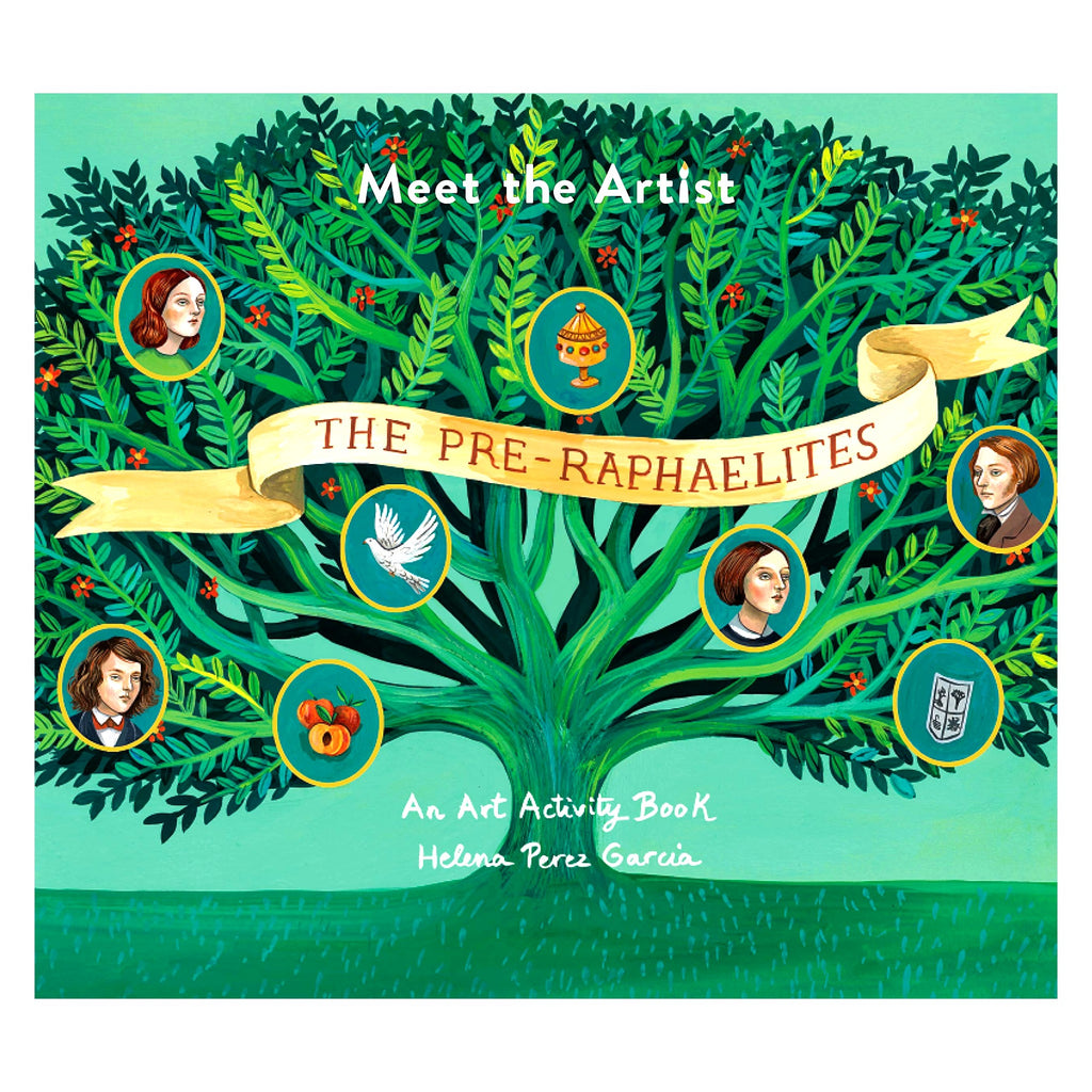 Meet the Artist: The Pre-Raphaelites: An Art Activity Book