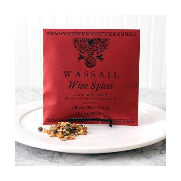 Wassail Wine Spices Packet