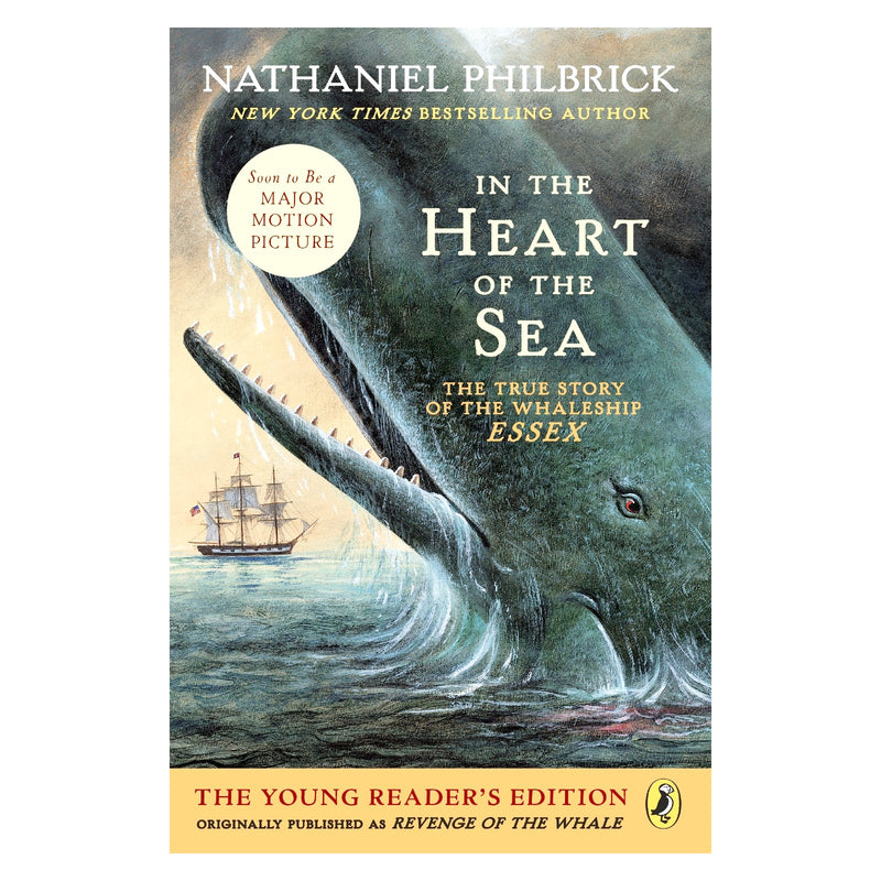 Young Readers, In the Heart of the Sea