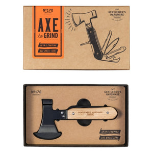 Axe to Grind Multi-Tool