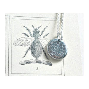 Bee Wax Seal Charm