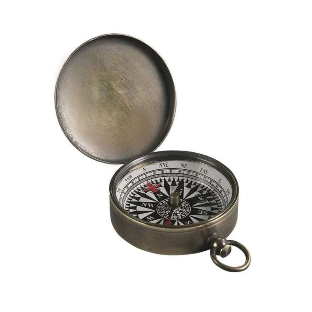 Small Bronze Compass