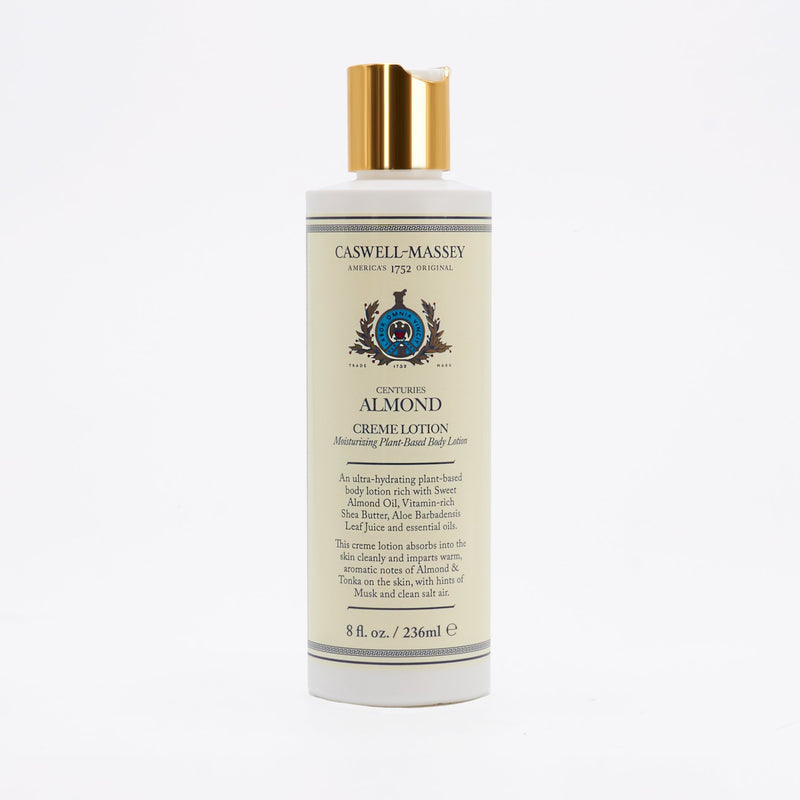 Almond Cream Lotion