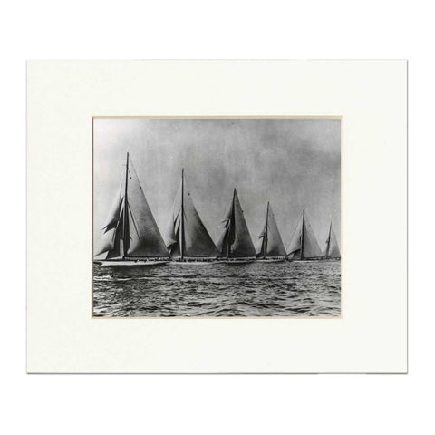 America's Cup Print