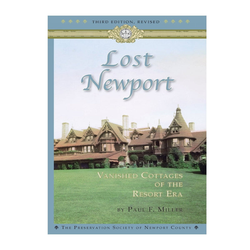 Lost Newport, Third Edition