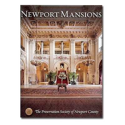 Newport Mansions Book