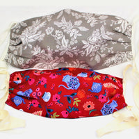 Rifle Paper Fabric Face Masks