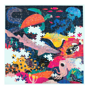 Ocean Illuminated, 500 Piece Puzzle