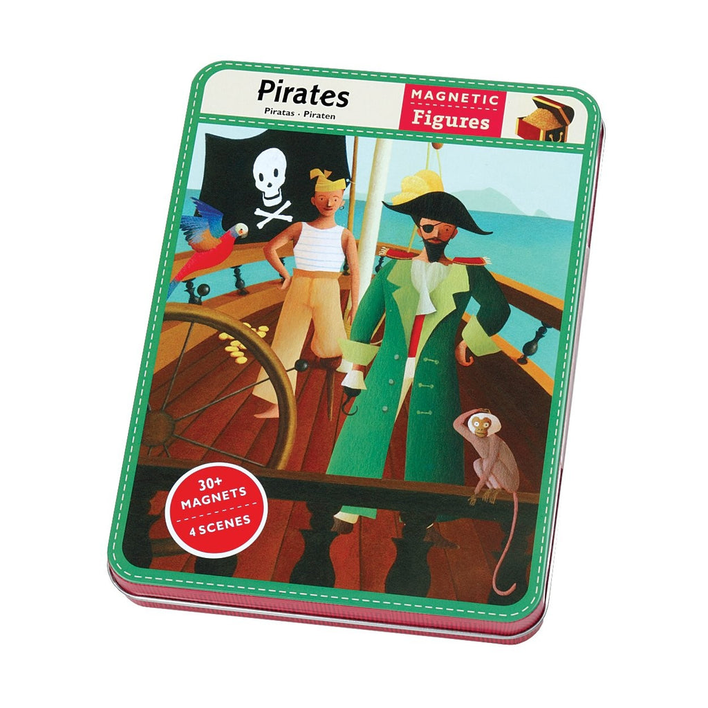 Magnetic Figures Pirates