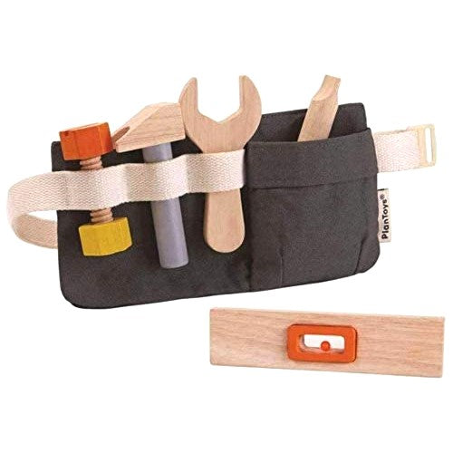 Toy Tool Belt with Tools
