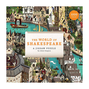 World of Shakespeare, 1000 Piece Puzzle