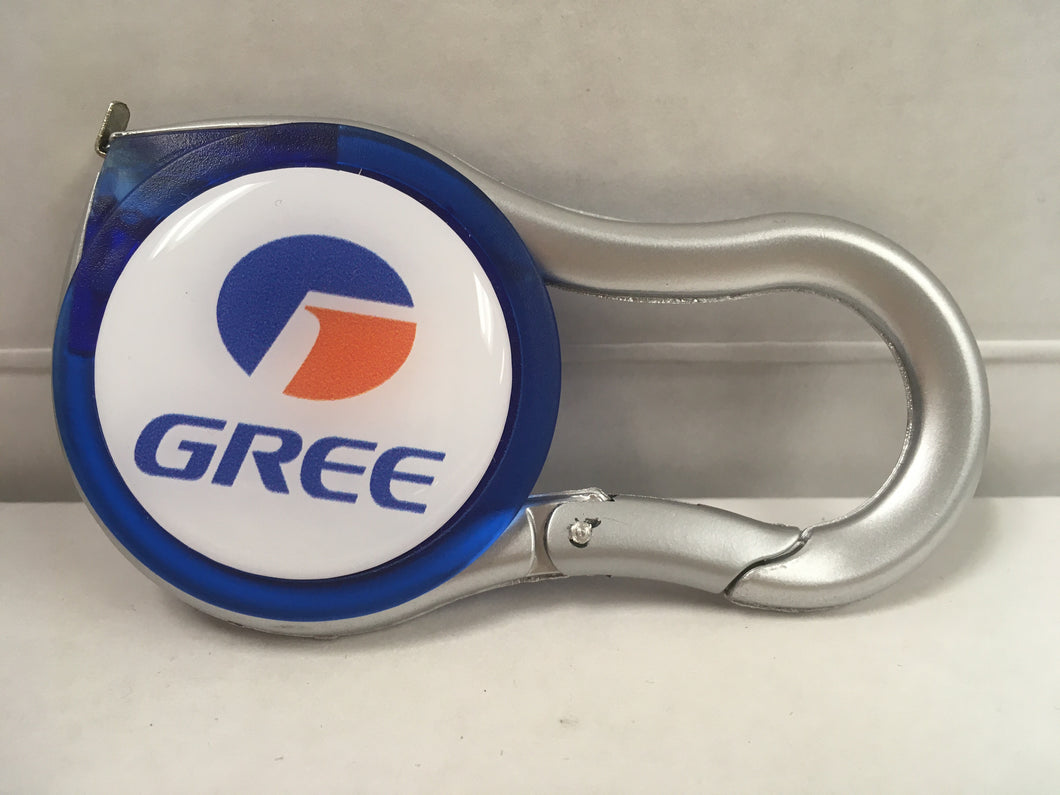 Gree Tape Measure/Carabiner