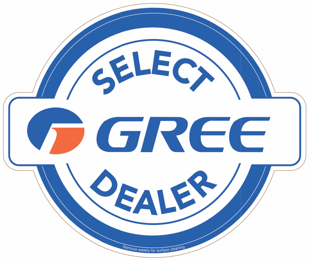 Gree Select Dealer Magnet