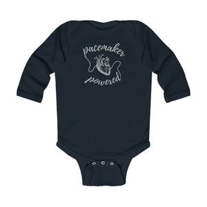 Pacemaker Powered Long-Sleeve Onesie