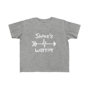 Shone's Warrior Toddler Tee