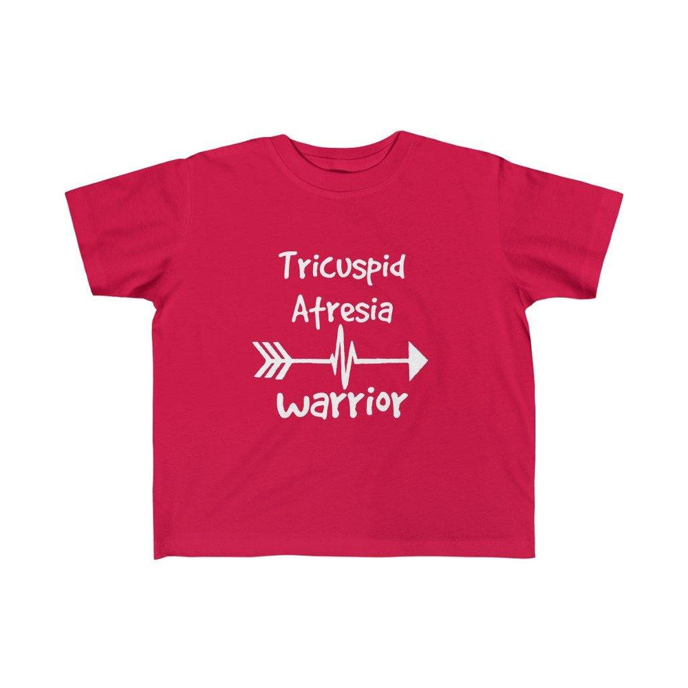 Tricuspid Atresia Warrior Toddler Tee