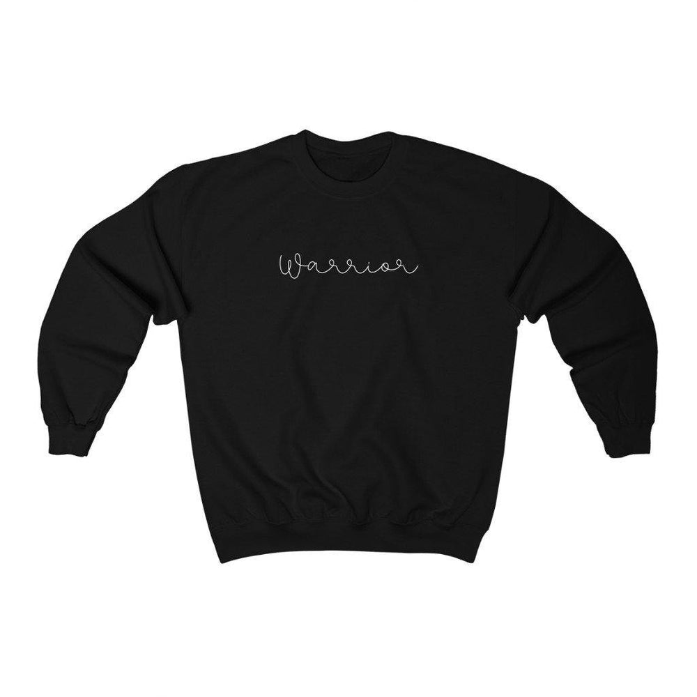 Warrior Crewneck Sweatshirt