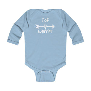 TOF Warrior Long-Sleeve Onesie