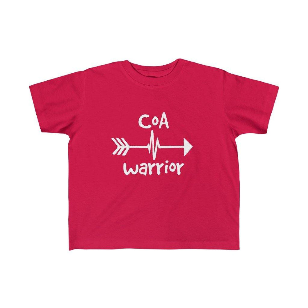CoA Warrior Toddler Tee