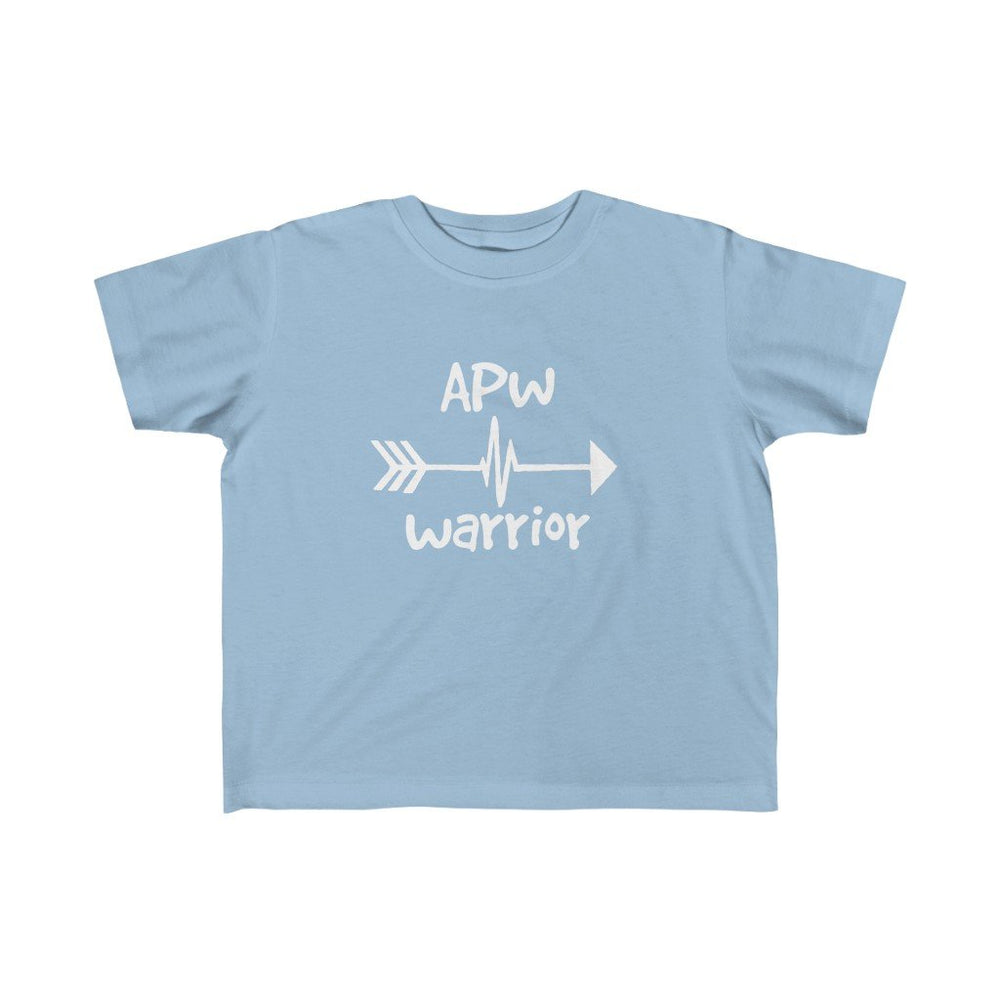 APW Warrior Toddler Tee