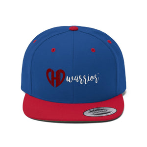 CHD Warrior Flat Bill Hat