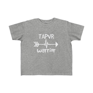 TAPVR Warrior Toddler Tee