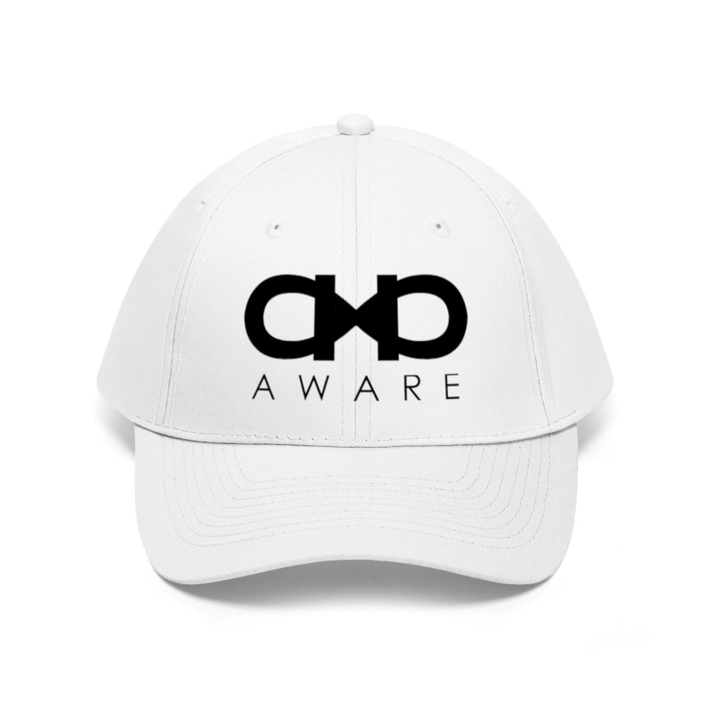 Forever Aware White Twill Hat