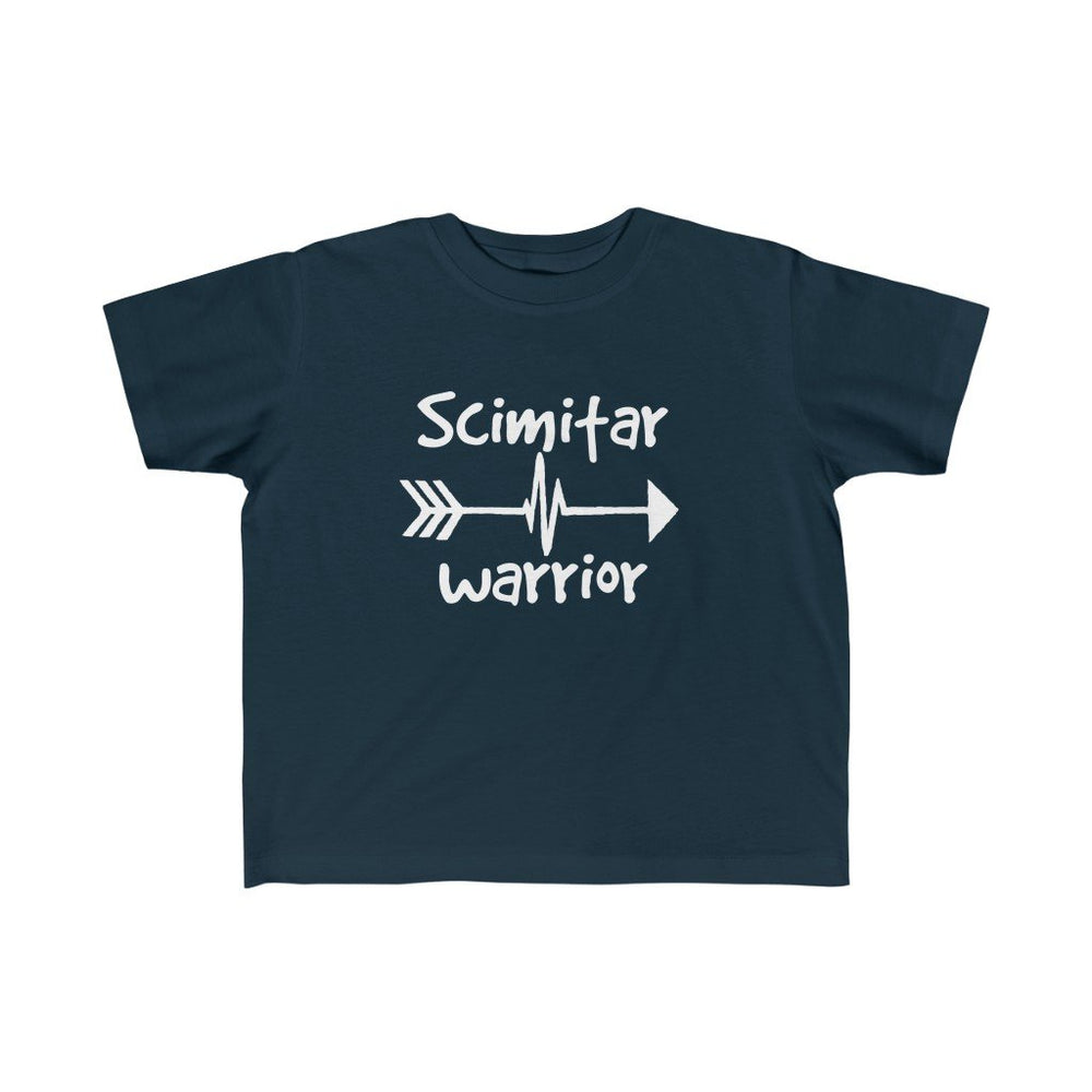 Scimitar Warrior Toddler Tee