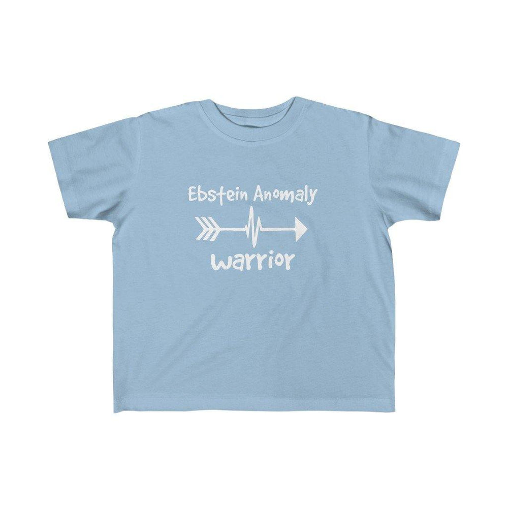 Ebstein Anomaly Warrior Toddler Tee