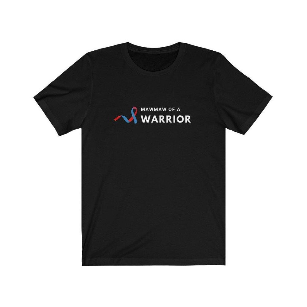 *NEW!* Mawmaw of a Warrior Unisex Tee