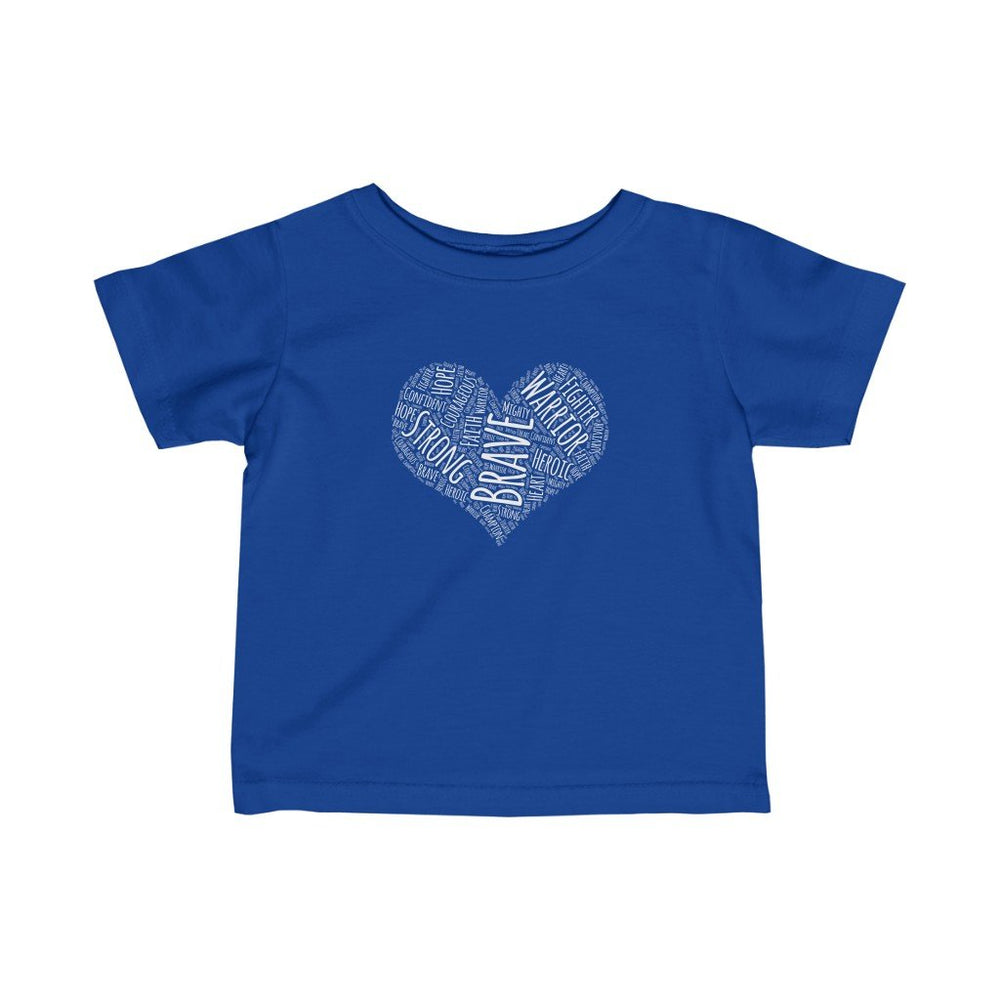 "Infant ""If My Heart Had Words"" Tee"