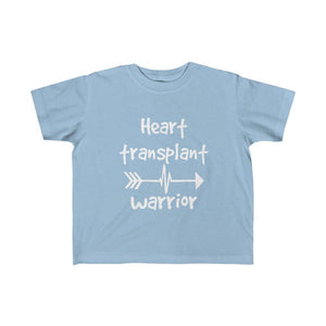 Heart Transplant Warrior Toddler Tee