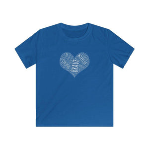 If My Heart Had Words Youth Tee