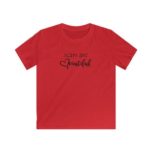 Scars Are Beautiful Youth Tee