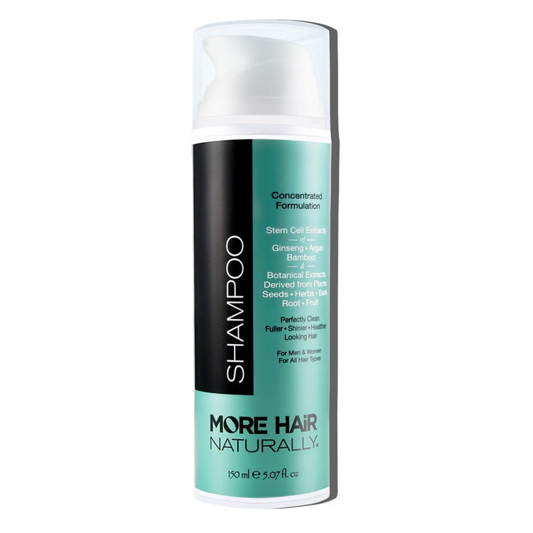 TRIPLE STEM CELL SHAMPOO: State of the art hair improvement - Hermes Microneedling Therapy