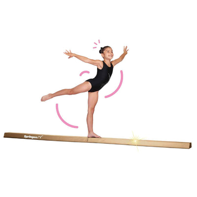 6ft Folding Balance Beam-Springee