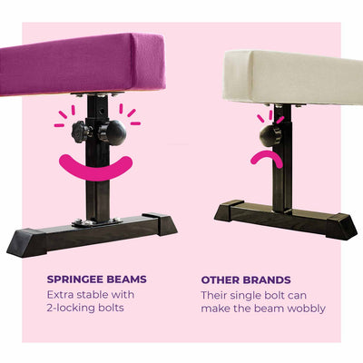 Adjustable Balance Beam