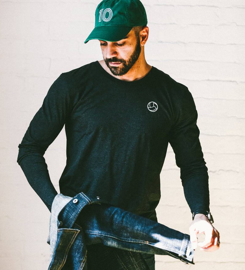 DFSC Long Sleeve - Black (40% Off - End of Season)