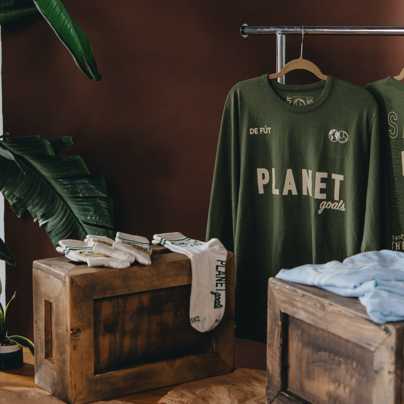 Planet Goals: Save the Rainforest Kit