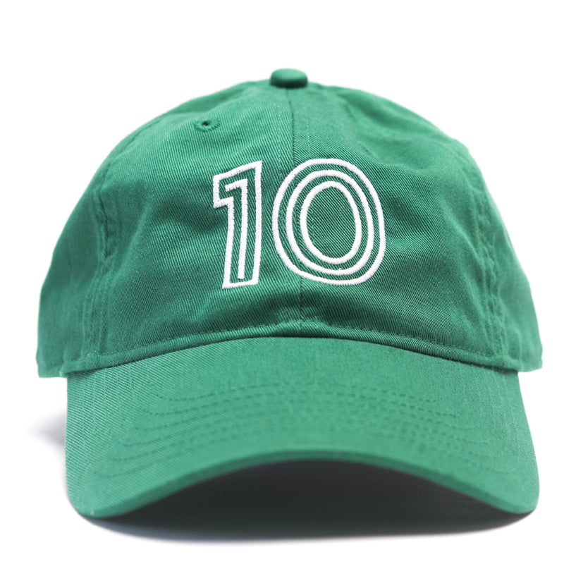 The 10 Cap - Pitch Green