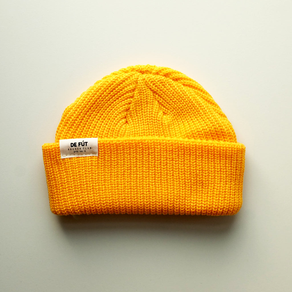DFSC Dock Beanie - Ballon Gold