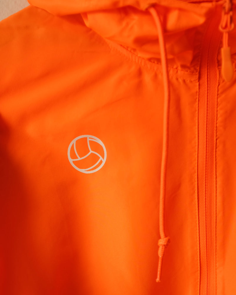 Signature Windbreaker - Sport Orange
