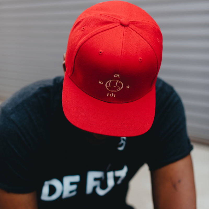 The Origins Snapback - Red