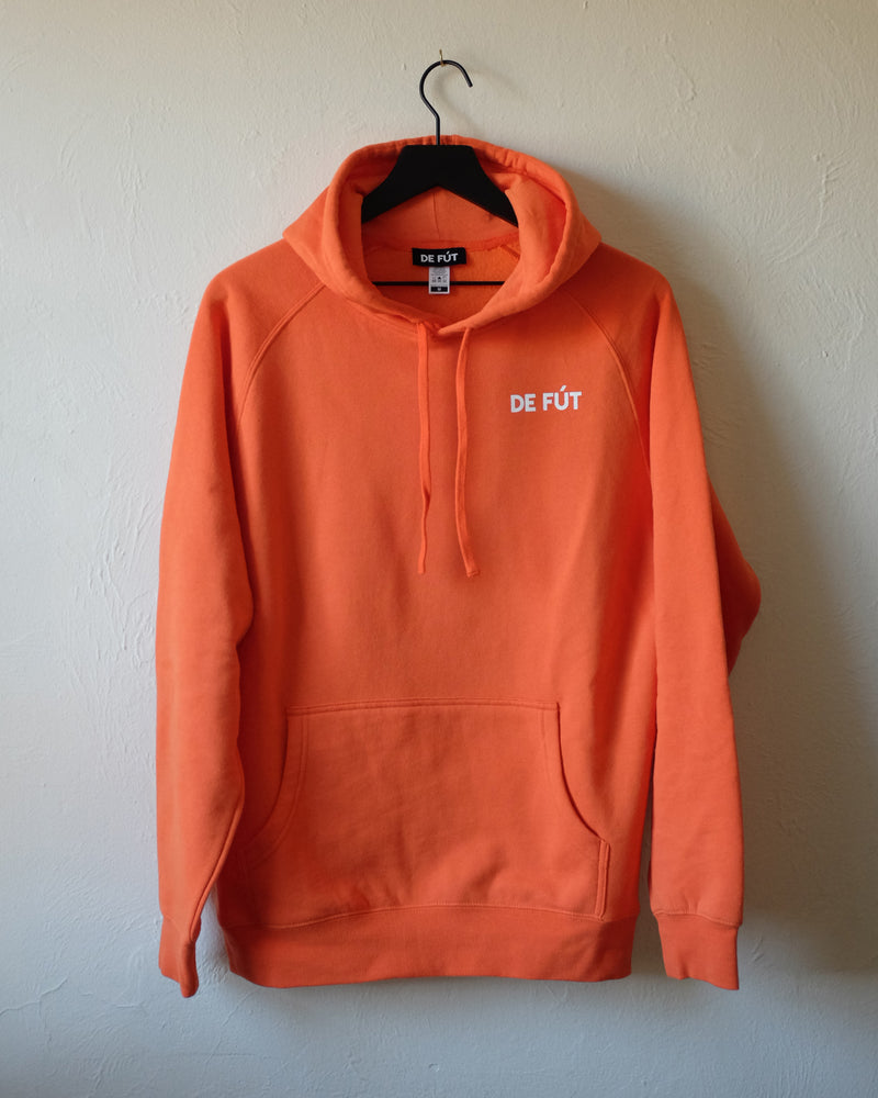 Football Casuals Hoodie - Dutch Oranje